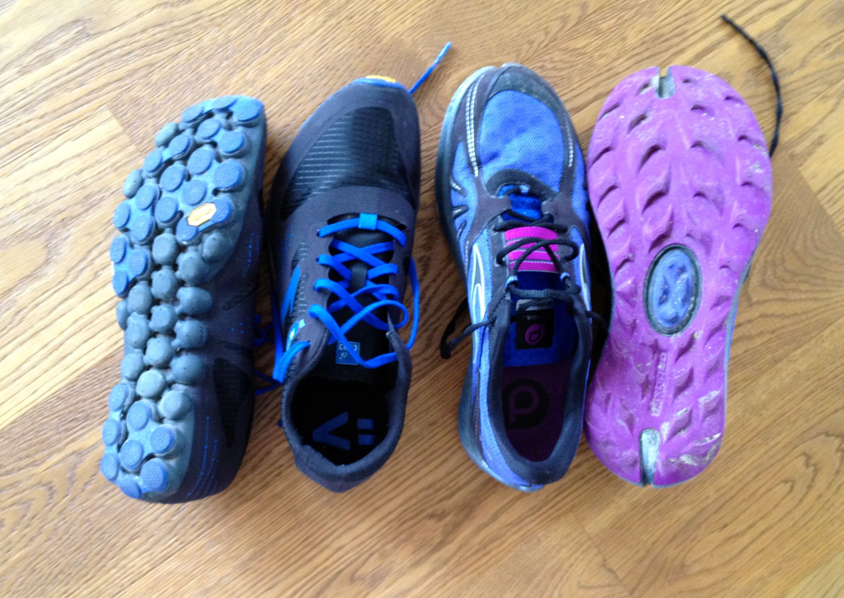 I Bought Seven Pairs New Running Shoes Me Two Minimalist The Memory Lane Gydle